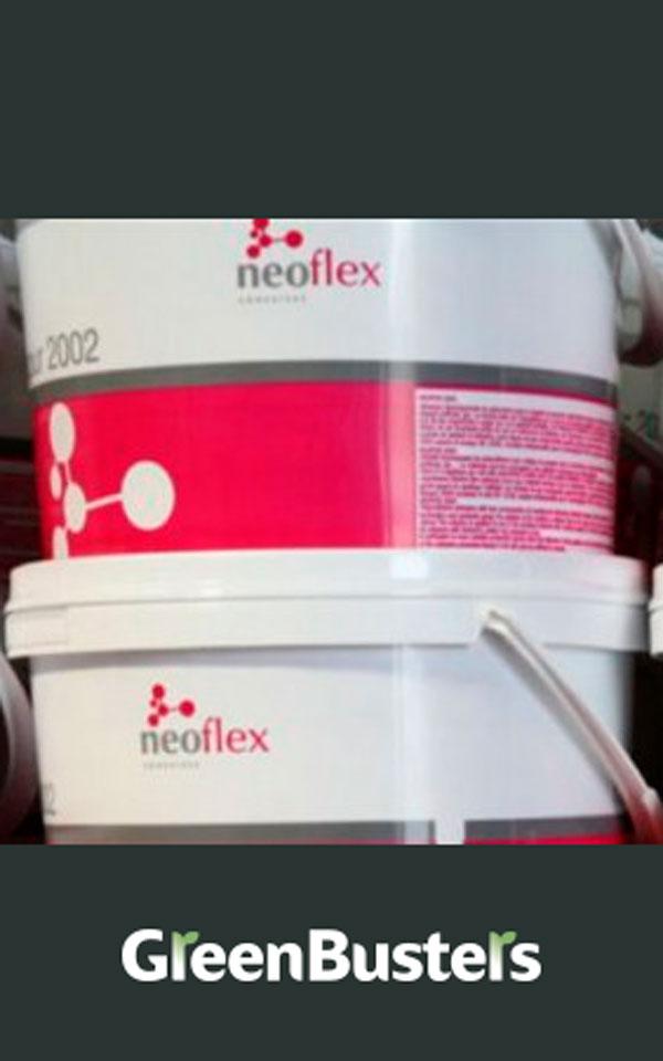 Cola bi-componente Neoflex para césped artificial Greenbusters